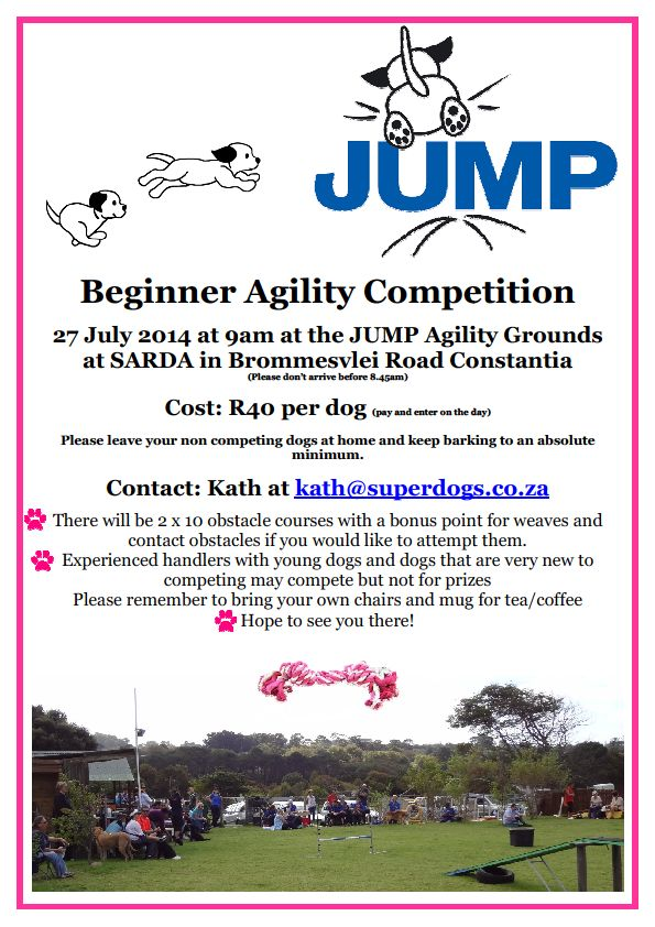 Jump Beginners Competition